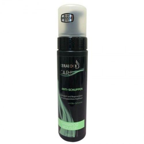 KERALOCK šampūnas-putos nuo pleiskanų 200 ml