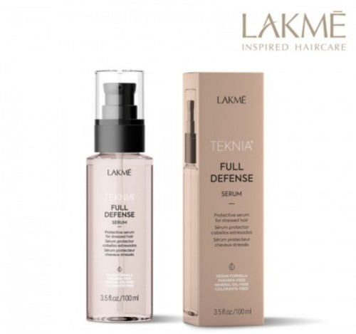 LAKME Teknia Full Defense plaukų serumas, 100ml