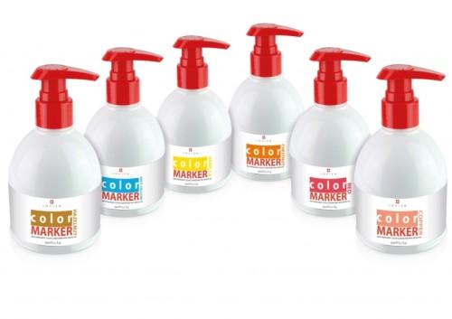 Lovien Color Marker Hazelnut rudų atspalvių plaukų kondicionierius 250ml