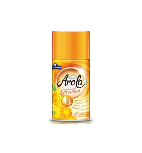 Arola sweet flowers 4 in 1 oro gaiviklis 250ml