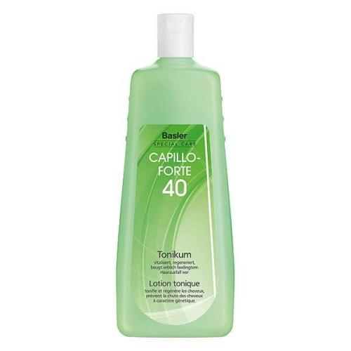 Basler Capillo Forte šampūnas nuo slinkimo skatinantis plaukų augimą 1000ml