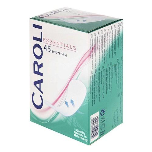 Caroli Essentials Body form kasdieniniai įklotai 45 vnt