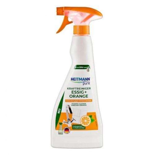 HEITMANN Natur Pure stiprus rūgštinis acto valiklis 500 ml