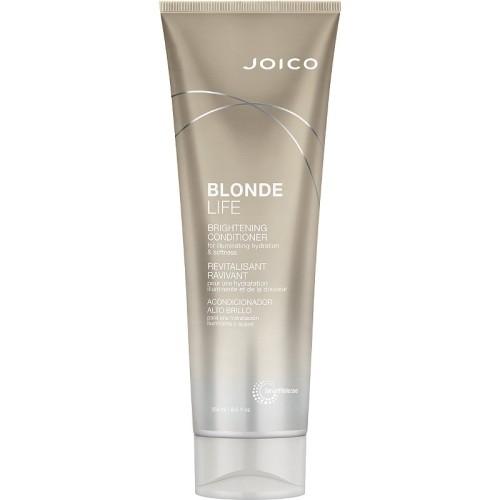 Joico Blonde Life Brightening kondicionierius šviesiems plaukams suteikiantis ypatingą spindesį