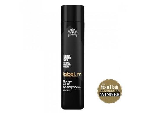 Label.m Honey & Oat plaukų šampūnas, 300ml