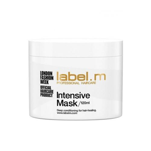 Label.m plaukų kaukė Intensive Repair intensyviai priežiūrai 120ml