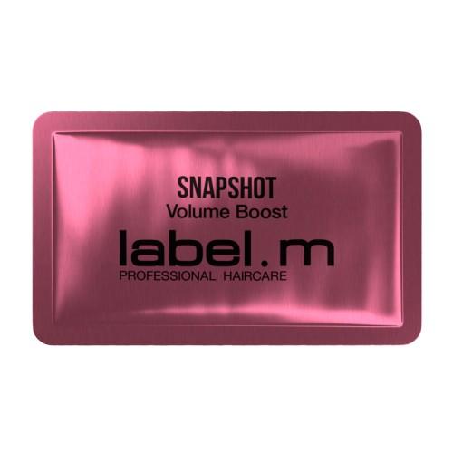 Label.m Snapshot Volume Boost procedūra suteikianti plaukams daugiau apimties 9ml