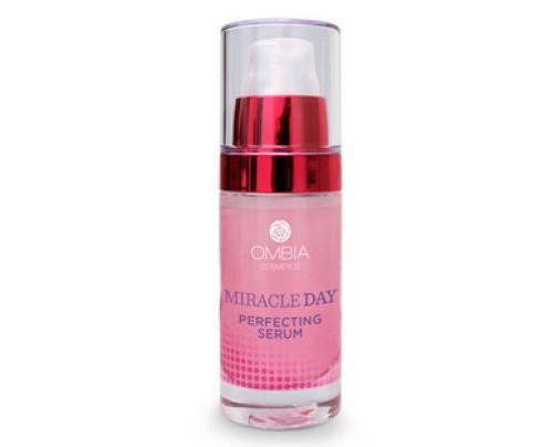 Ombia MIRACLE DAY serumas skaistinantis veido odą, 30ml
