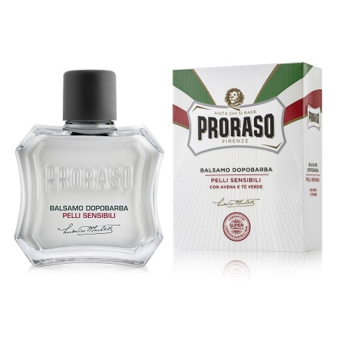 Proraso Green Line After Shave Balm  jautrios odos balzamas po skutimosi 100ml