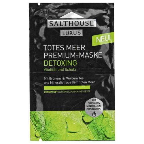 Salthouse  LUXUS detoksikuojanti veido kaukė  2*5ml