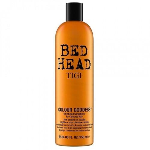 TIGI Bed Head kondicionierius dažytiems plaukams 750ml